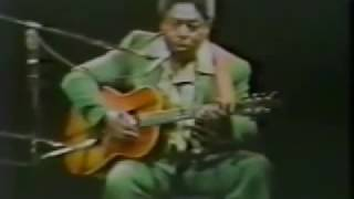 Johnny Shines Blues Guitar - Ramblin'