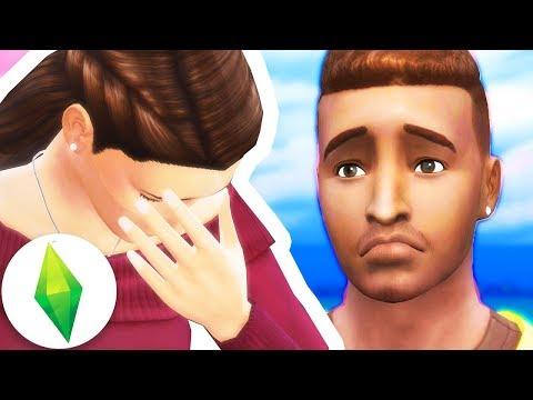 BREAKUP Let's Play The Sims 4 Hampton Falls [ Part 9 ]