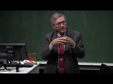 2015 Chemistry Tour - W.E. Moerner explains visualising molecules with fluorescence