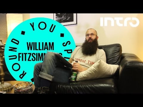 Posterframe zu You Spin Me Round mit William Fitzsimmons