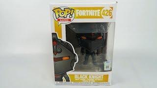 Funko Pop Vinyl Fortnite Black Knight Unboxing