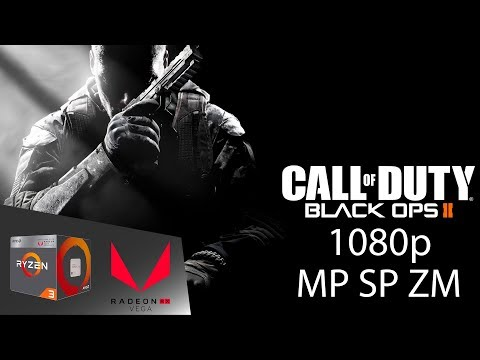 Ryzen 3 2200g Vega 8: Cod Bo2 (MP-SP-ZM)