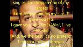 Dj Khaled Welcome to my Hood remix (lyrics)