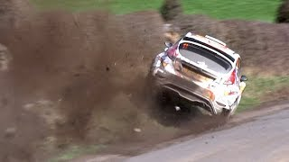Spa Rally 2019 | Crashes & Mistakes