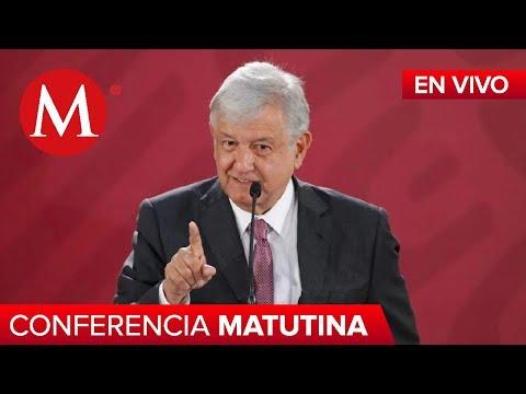 Conferencia Matutina de AMLO, 02 de diciembre de 2019