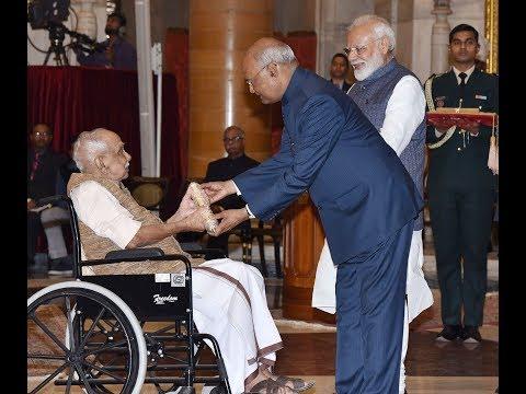 President Kovind confers Gandhi Peace Prize at Rashtrapati Bhavan