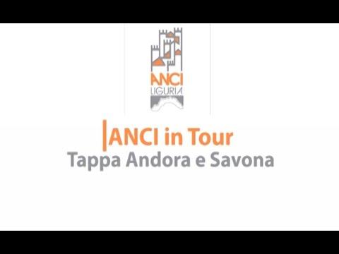 ANCI TOUR SAVONA INCONTRO CON AMMINISTRATORI E FUNZIONARI