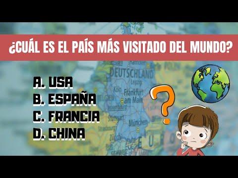Test Sobre 24 Preguntas De Cultura General