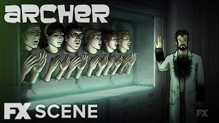 Bye Barry | Season 7 Episode 4 Scene | Archer