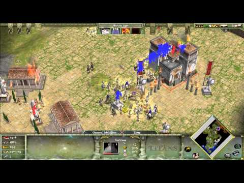 age of mythology the titans pc game