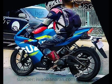 All New Suzuki GSX-R150 Indonesia 2016