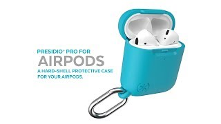 Presidio Pro for Airpods - Airpod Protection by Speck