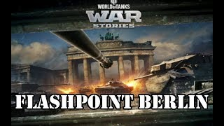"""War Stories""""Flashpoint Berlin""""  