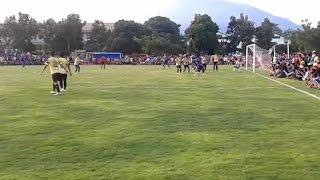 Arema Vs Metro FC 72 24 April 2016 Goal Highlights