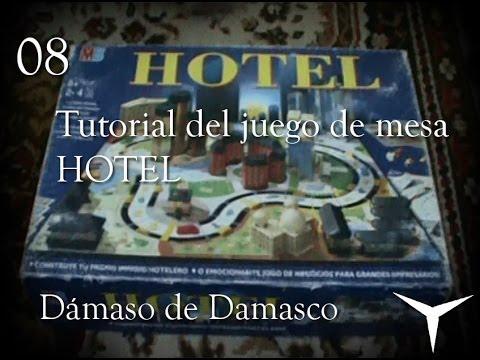 Tutorial del juego de mesa HOTEL -Español // Juguemos: 08