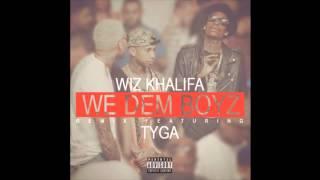 Wiz Khalifa - We Dem Boyz ft. Tyga (Remix)
