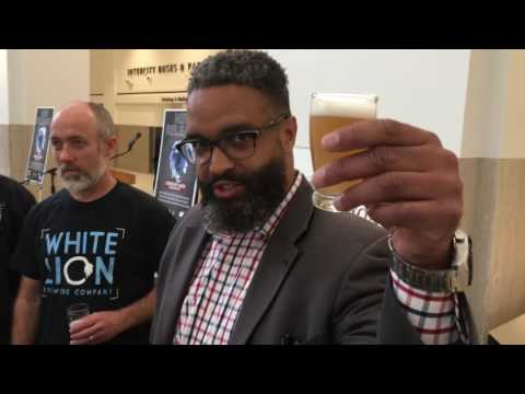 White Lion Brewing unveils beer created for grand reopening of Springfield's Union Station
