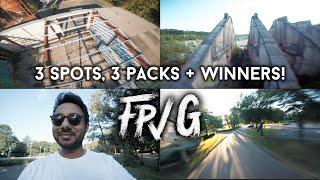 3 NEW Spots, 3 RAW Packs & 1 Week + GIVEAWAY WINNERS! ❤️???? | FPV FREESTYLE UK