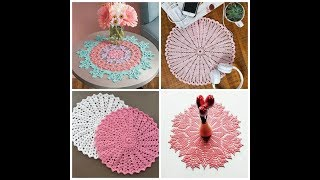 Crochet Doily Designs Easy And Beautiful