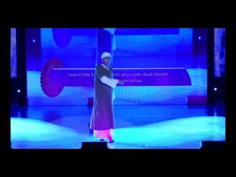 Hitab(fjalim) nga nx.Irfan Imeri në garat e gjuhës Arabe ne Turqi