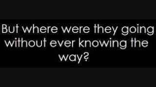 The Way- Fastball Lyrics ♫♪♫