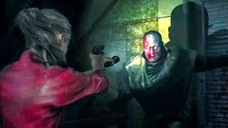 Resident Evil 2 Remake - New Gameplay Walkthrough (Leon, Ada & Claire Redfield) Zombie Game 2019