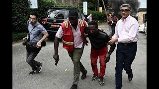 Nairobi attack: What we know so far - VIDEO