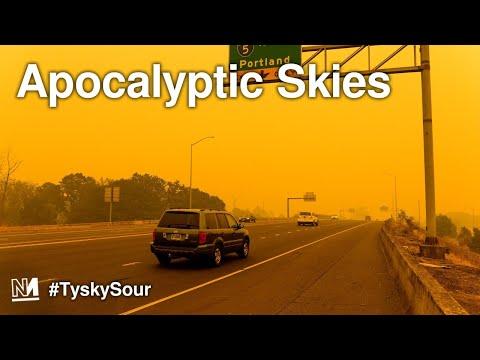 Apocalyptic Skies | #TyskySour