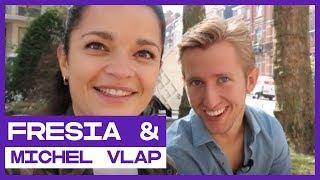 FRESIA & | Op bezoek bij Michel Vlap in Brussel