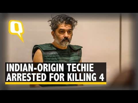 Indian-American Techie Walks Into Police Station With a Dead Body | The Quint