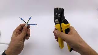 Пресс-клещи ПКТ-16ВТ-4 ШТОК от компании VL-Electro - видео