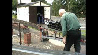 preview picture of video 'Birmingham Society of Model Engineers'