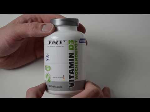 249 - Vitamin D3 - TNT