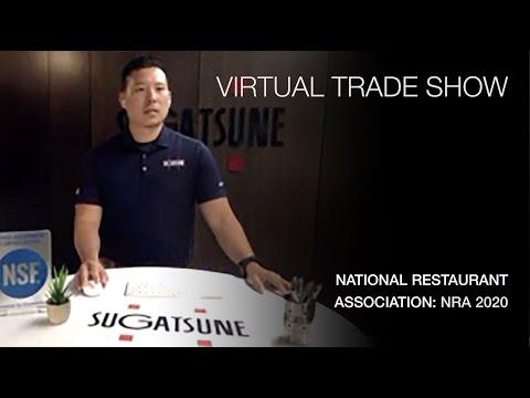 Virtual Trade Show: National Restaurant Association NRA 2020