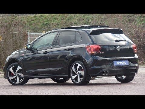 Volkswagen NEW Polo GTi 2019 Deep Black 17 inch Milton Keynes walk around & detail inside