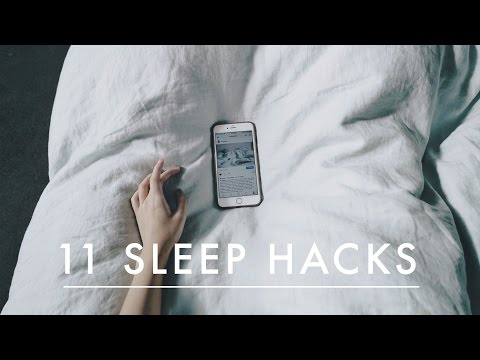 How to Fall Asleep Fast   11 Sleep Hacks for Better Sleep 😴