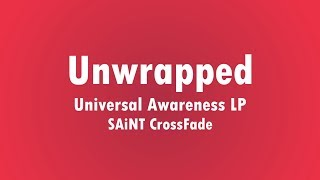 SAiNT CrossFade - Unwrapped (Kinetic Typography) - Prod. By Swiss Frankie