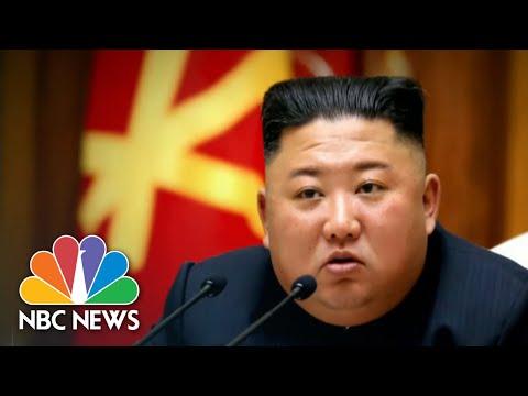 , title : 'U.S. Officials Say Kim Jong Un May Be Incapacitated After Surgery   NBC Nightly News'