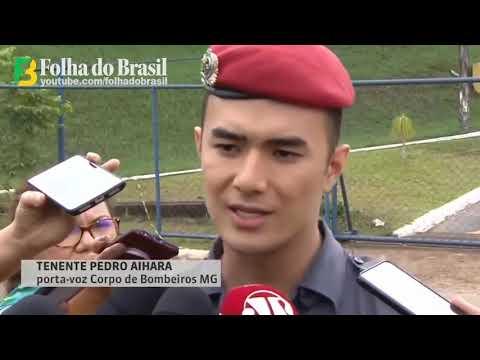 URGENTE! Novo Rompimento de Barragem em Brumadinho, Minas Gerais tem risco iminente   27 01 2019