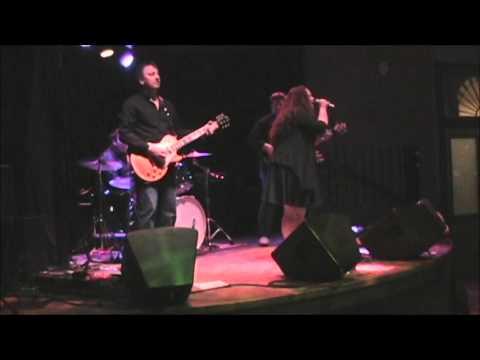 I am the blues - Kathy Frank Band at Fanclub