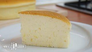 Japanese Cheesecake Recipe – Uncle Tetsu Cheesecake Recipe – Jiggly Cheesecake