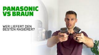 Braun Series 9 vs Panasonic ES-LV9Q: Wer gewinnt das Duell in der Oberklasse? [2021]