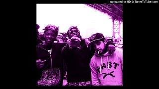 ASAP ROCKY ASAP FERG - KISSIN PINK PURRPED AND F&*^&(#*(#CKING CHOPPED (BY SPACEGHOSTPURRP)