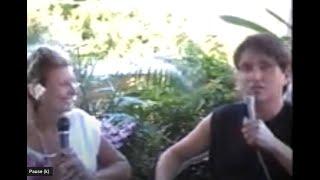 Airielle's World : Airielle Pearson with Marco Biancardi 1995