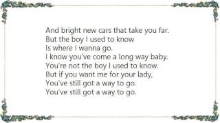 Josie  the Pussycats - You've Come a Long Way Baby Lyrics