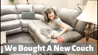 Buying A New Leather Sectional