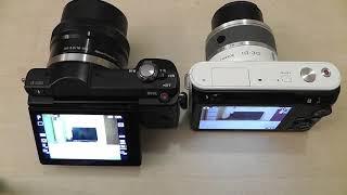 Sony a5000  Systemkamera im Jahr 2019