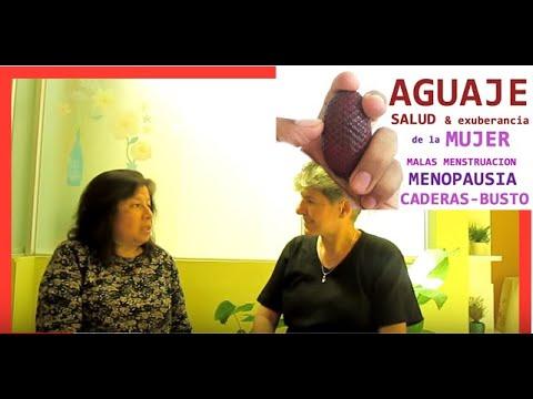 Aguaje para la menopausia e histerectomía total