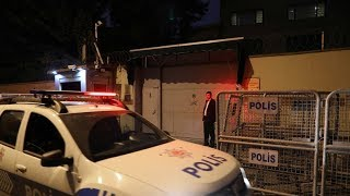 СМИ: Спецслужбы Турции пытались остановить подозреваемых по делу Хашукджи