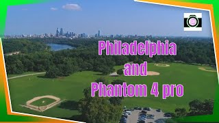 Sunday at the platue in Philadelphia flying my DJI phantom 4 pro